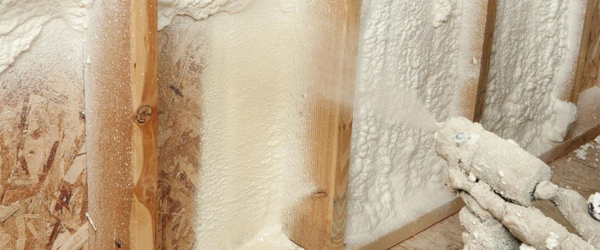 Utah Spray Foam Insulation Benefits   Foam Insulation